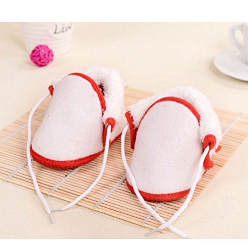 Zhuhaitf Ausgezeichnet Baby Non-slip Shoes Learn to Walk Infant Toddler Lovely Soft Sole Shoes Blue