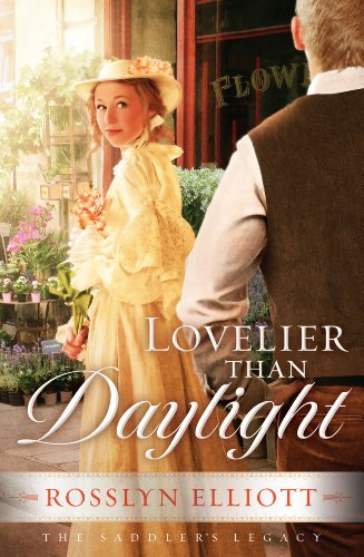 Lovelier Than Daylight (Thorndike Press Large Print Christian Historical Fiction)