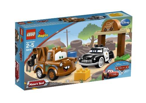 LEGO Duplo Cars 5814 - Hooks Schrottplatz -