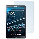 Samsung Galaxy Tab A 10.1 Schutzfolie - 2 x atFoliX FX-Clear kristallklare Folie Displayschutzfolie
