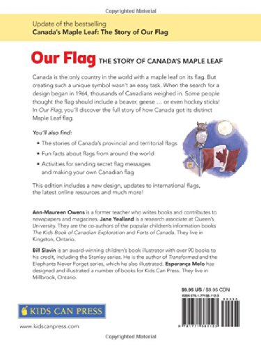 Our Flag: The Story of Canada's Maple Leaf