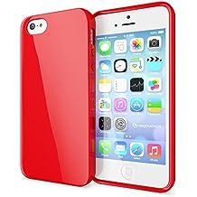 custodia iphone se antiurto rossa