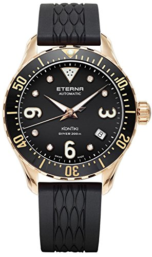 Eterna Kontiki Women's watches 1280.64.49.1381