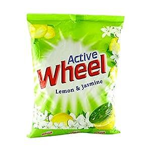 Wheel Green Powder Lemon and Jasmin - 500 g