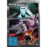 Pitch Black / Riddick - Krieger der Finsternis / Riddick - Chroniken eines Kriegers