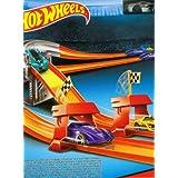 Hotwheel Turbo Race Set, Multi Color