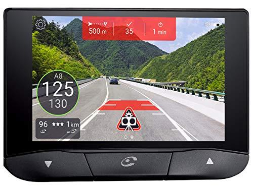 Coyote s - assistenza alla guida - videoacmera di sicurezza integrata - modalità reale aumentata - allerte in tempo reale - visualizzazione di eventuali imprevisti fino ad una distanza di 30 km. -100€ di sconto immediato