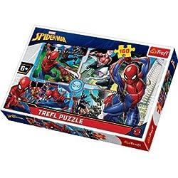 Puzzle 160 Spider-Man na ratunek