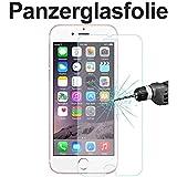 Apple iPhone 6 Plus (5,5) Glas Glasfolie 9H Panzerglas Panzerglasfolie Schutzfolie