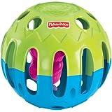 Mattel - Ballon Bébé Sonore Croissance Fisher Price 3 Mois et +