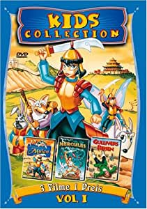 Kids Collection Vol. 1 [3 DVDs]