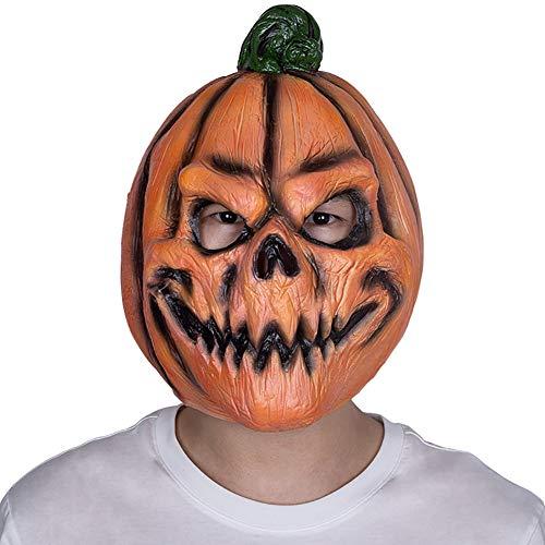 C-Y Alloween Kürbis Kopfmaske, Face Parties, Für Pubs Drinnen Draußen, Festivalneuheit Und Gruseliges Cosplay - Alloween Kostüm