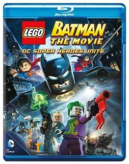 Lego Batman: The Movie Dc Superheroes Unite [Blu-ray] [US Import] (B00B5ARKDE) | Amazon price tracker / tracking, Amazon price history charts, Amazon price watches, Amazon price drop alerts