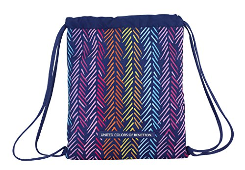 Safta - Benetton Saco/mochila gym bag (611850196)