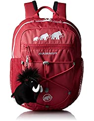Mammut First Zip 16 L - travel backpacks (Rojo, Unisex, Superior, Poliéster)