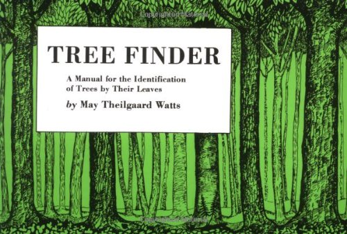 Tree Finder: A Manual for Identification of Trees by their Leaves (Eastern US) (Nature Study Guides) Angeln Finder