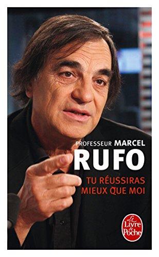 Book's Cover of Tu réussiras mieux que moi