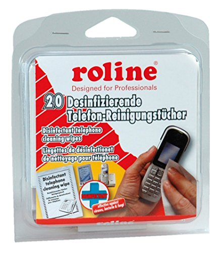roline-disinfectant-telephone-clean-wipes