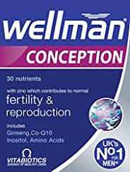 Vitabiotics Wellman Conception - 30 Tablets