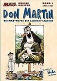 MADs große Meister: Don Martin, Bd. 1