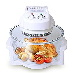 Homeleader K43-001 Countertop Convection Oven Cooking Toaster