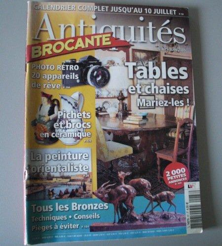 Antiquités BROCANTE N° 87 - JUIN 2005