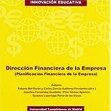 Dirección financiera de la empresa (Innovación educativa)