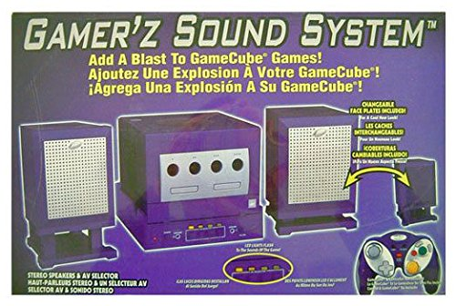 INTEC Gamer' Z Stereo Sound Speaker System PC-Lautsprecher/MP3Station Stereo-docking-system