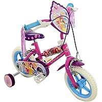 Disney Princess Girl Bike, Purple, 12-Inch