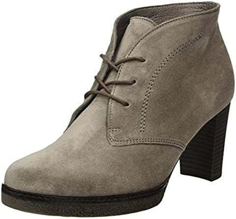 Gabor Shoes 55.750 Damen Kurzschaft Stiefel, Grau (wallaby 13), 40 EU (6.5 Damen UK)