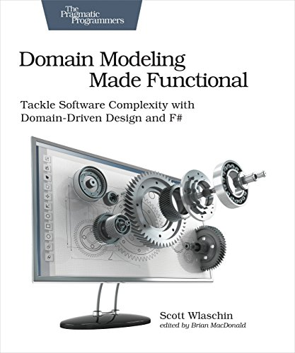 Domain Modeling Made Functional: Tackle Software Complexity with Domain-Driven Design and F# por Scott Wlaschin
