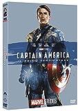 Locandina Captain America (Edizione Marvel Studios 10 Anniversario)