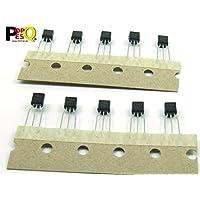 POPESQ® - 10 Piezas x BC517 Transistor NPN Darlington / 10 pcs. x BC517 Transistor NPN Darlington #A356