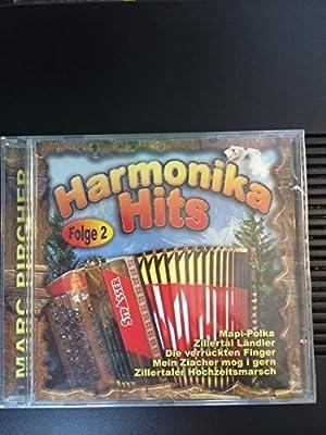 Harmonika Hits 2 by Marc Pircher