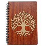 Unique & Creative Wooden Diary