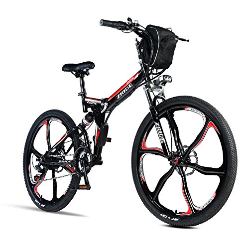 511O9OfXh1L. SS500  - GTYW, Electric Bike, Electric, Bicycle, City, Electric Bike, Folding, Bicycle, Electric, Mountain, Bicycle - 24-26 Inches