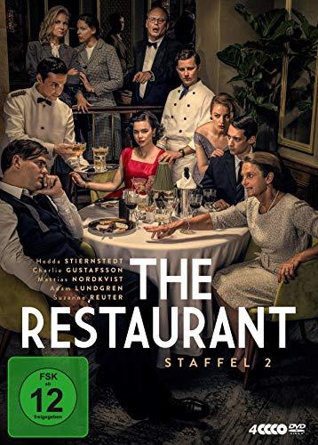 The Restaurant - Staffel 2 [4 DVDs] -