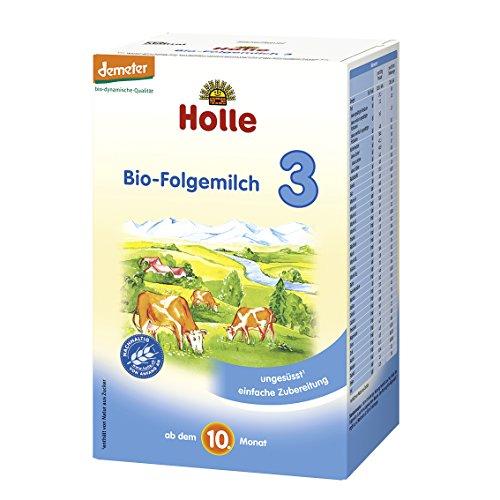 HOLLE Bio-Folgemilch 3 (4x600g)