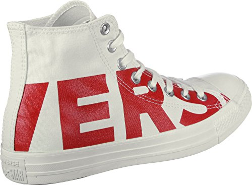 Converse 159532 Chuck Taylor All Star, Sneaker Unisex – Adulto Bianca