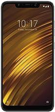 Xiaomi Pocophone F1 128GB Handy, schwarz