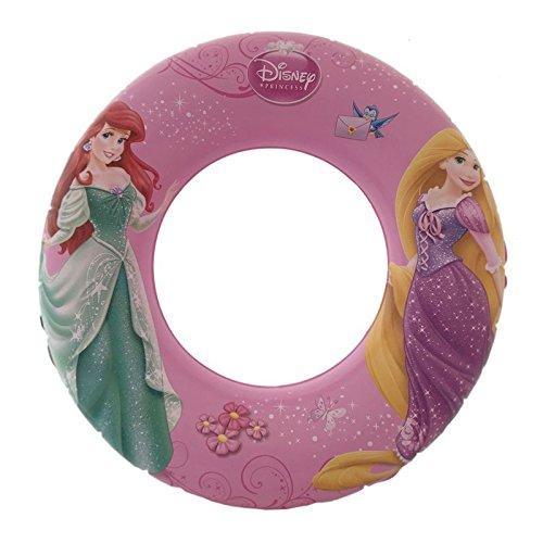 Disney ARIEL & RAPUNZEL Kinder 3-6 Jahre Schwimmreifen Schwimmring Schwimmsitz Schwimmhilfe Wasserring