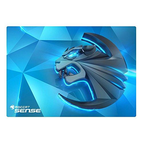 ROCCAT Sense Kinetic High Precision Gaming Mousepad (Mikrokristallbeschichtung, Größe: 400 x 280 x...