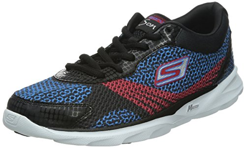 Skechers - Zapatillas de running para hombre, color multicolor, talla