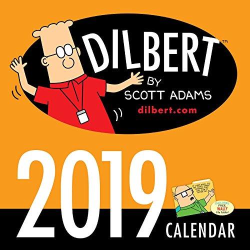 Dilbert 2019: Original Andrews McMeel-Kalender [Kalender] (Wall-Kalender) (Kalender Unternehmen)
