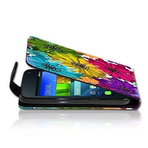 Vertical Flip Style Housse Case Étui Coque Motif cartes étui support pour Apple iPhone 4/4S–Variante ver34 Design 9