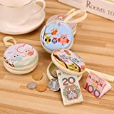 #8: Bright Enterprise Hipster Zipper Cable Coin Earphone Earbuds Storage Case Carrying Pouch Bag SD Card Holder Mini Box Knitting-Needle Case