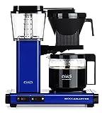 Moccamaster KBG 741 AO - Máquina de café de filtro azul