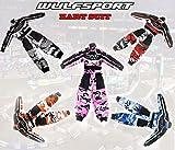Bambini tuta motocross : WULFSPORT Junior 1 pezzo Suit Tuta moto intera da ragazzo per quad e...