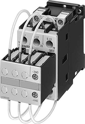 SIEMENS SIRIUS - CONTACTOR AC-6 12 5KVAR 400V CORRIENTE ALTERNA 110V 3 POLOS TAMAñO S0