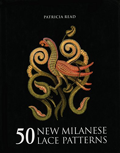 50 New Milanese Lace Patterns (English Edition)